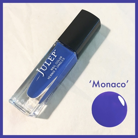 Sephora Makeup | Julep Monaco Bright Blue Pink Purple Nail Polish ...